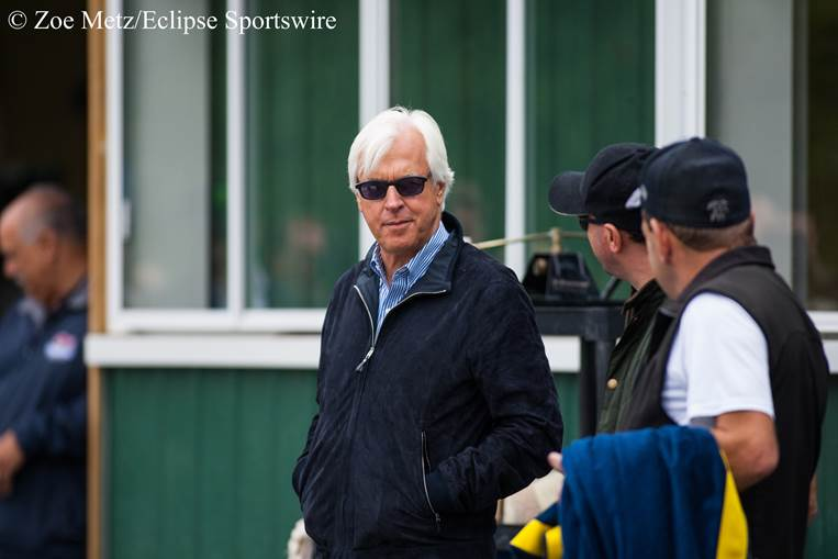 Baffert Recalls First 'Fairytale Race' At Gulfstream Park