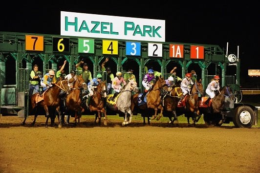 Out Of Cash Hazel Park Ending Race Meet One Month Early