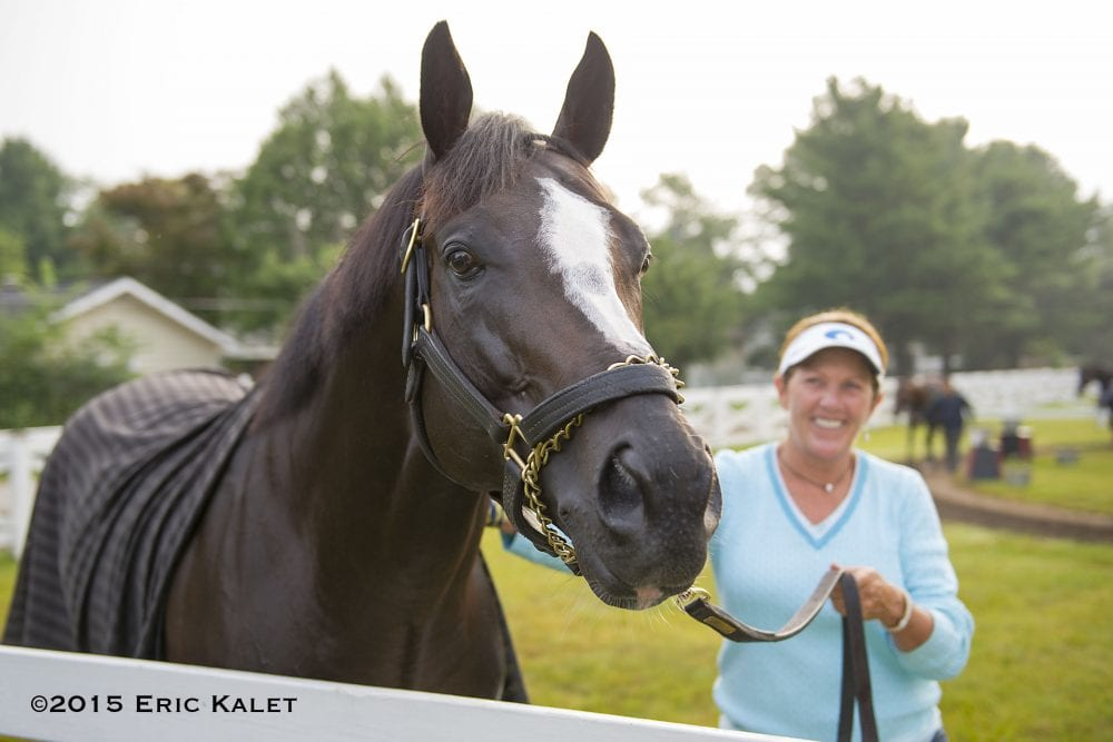Honor Code Noble Bird Turn In Workouts In Preparation For Whitney Horse Racing News