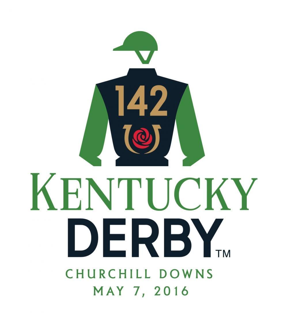 Churchill Downs Unveils Logos For 2016 Kentucky Derby