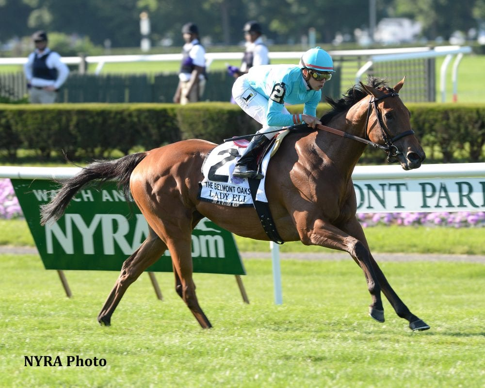 Lady Eli Develops Laminitis Future Uncertain For