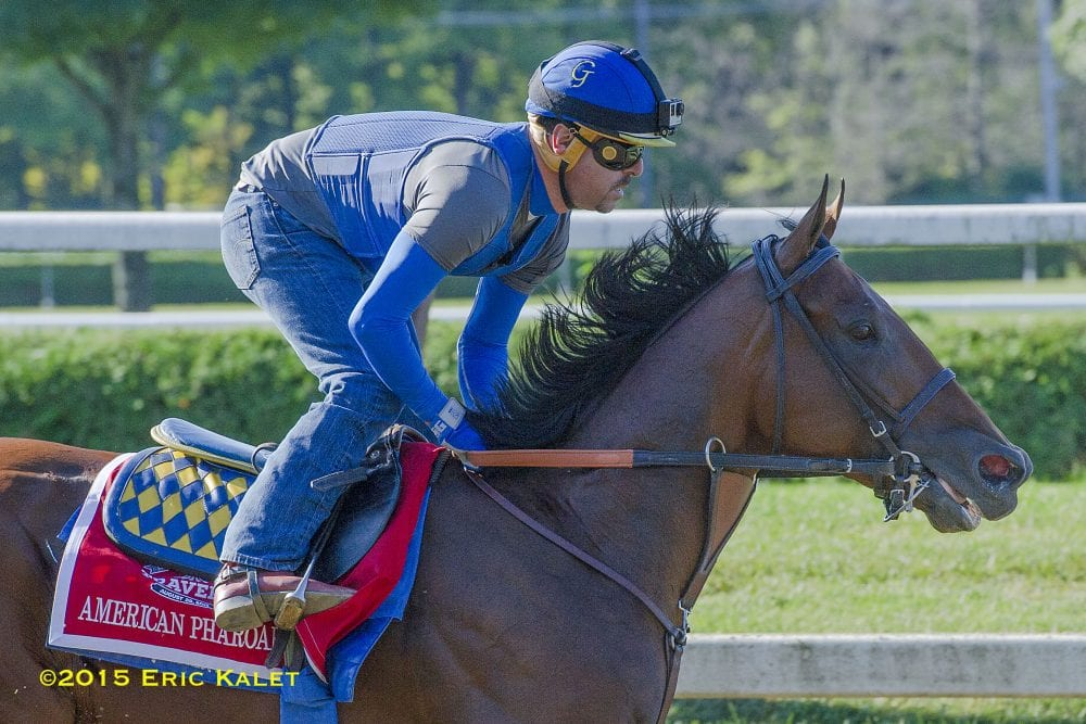 Pharoahtoga Anticipation Builds For Triple Crown Winner