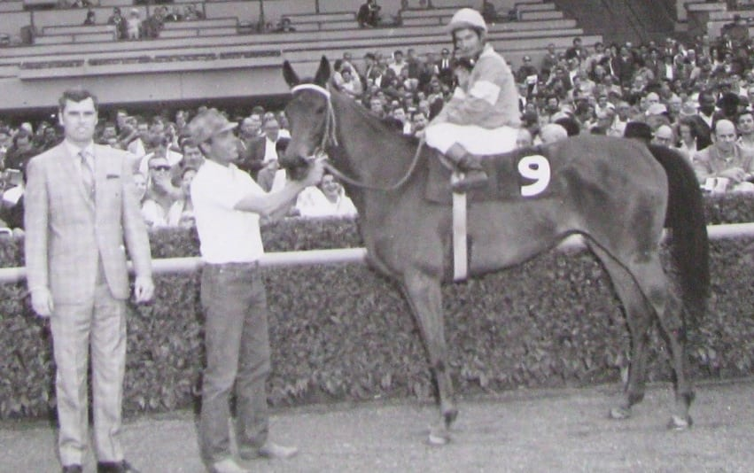 California Trainer Chay Knight 80 Dead Trained Santa