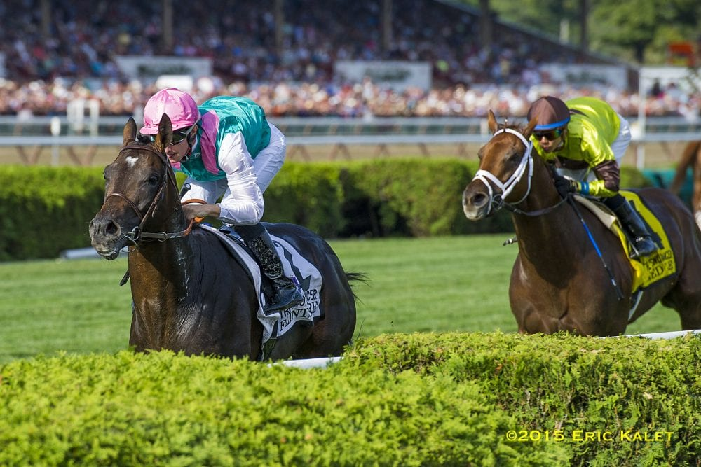 Globetrotting Flintshire Proves Best In Sword Dancer