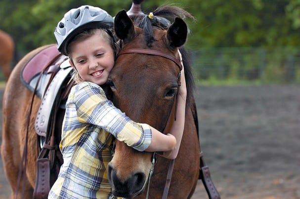 Horses Help Humans Battle Depression Horse Racing News