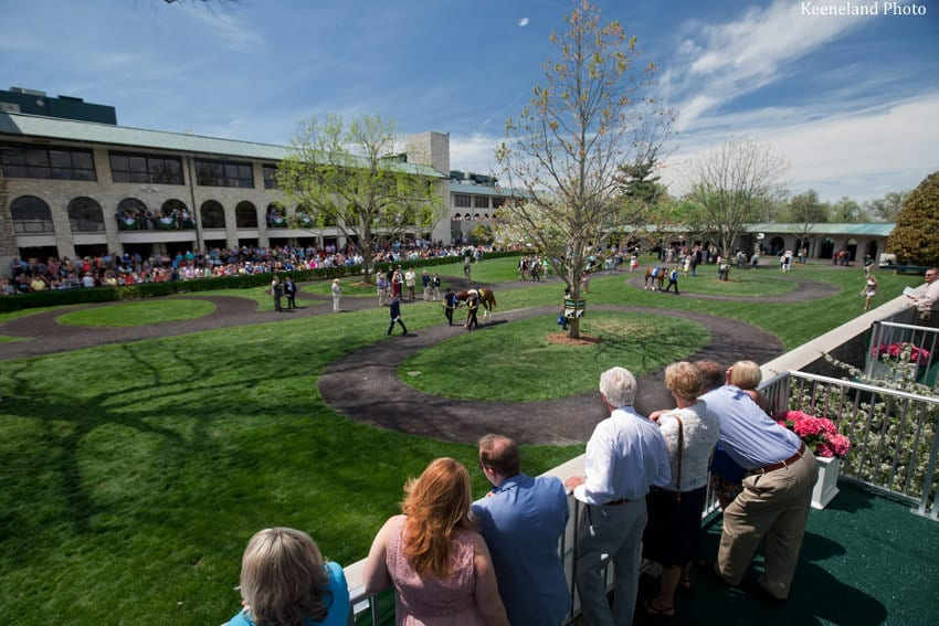 Be Their Guest Keeneland To Offer New Seating Dining