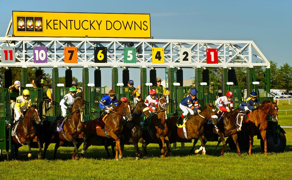 Kentucky Downs Ranked No. 1 - And Determined To Improve From There ...