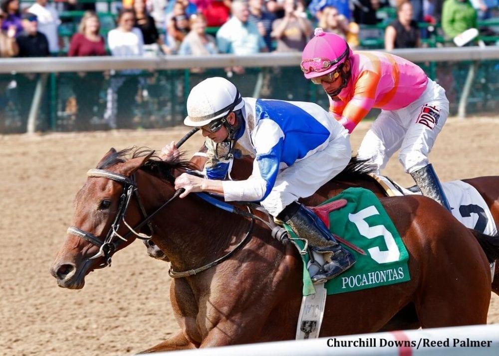 Dothraki Queen Reigns In Pocahontas Horse Racing News