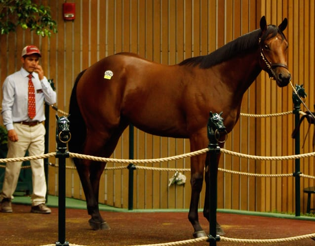 Keeneland Has Big Mo On First Day Of Book 2 Horse