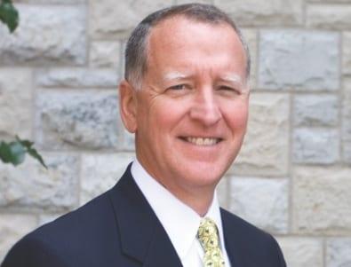 Bill Thomason, president of Keeneland - Bill-Thomason
