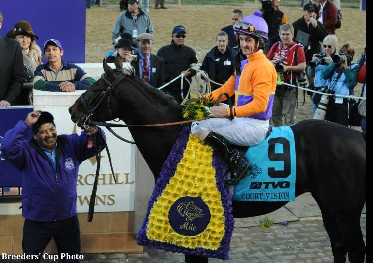 Keeneland Select Presents Breeders Cup Longshots The Old Man At 64 1 Horse Racing News Paulick Report