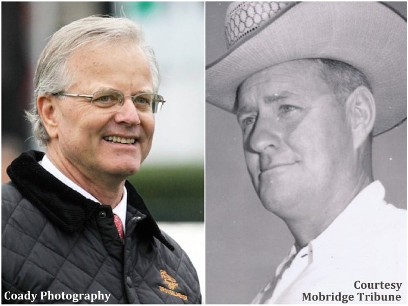 Mott And Goehring: The Two Men From Mobridge - Horse Racing