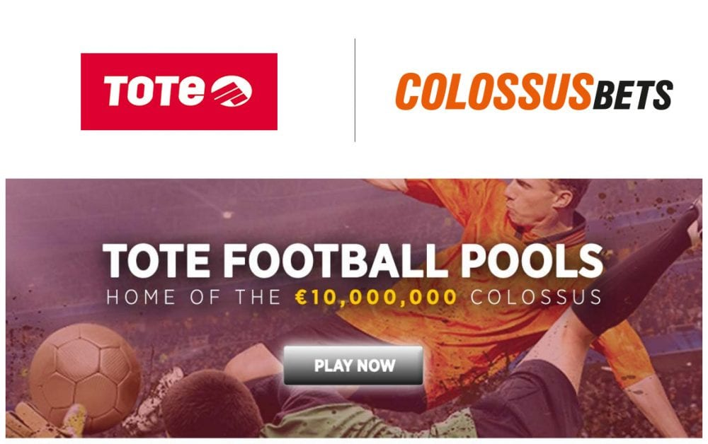 Tote Ireland To Offer Colossus Bets Sports Pools Horse