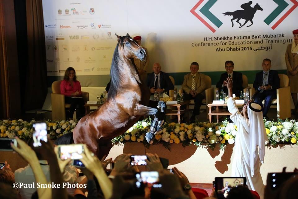 Four Americans Contest World S Richest Arabian Horse Race