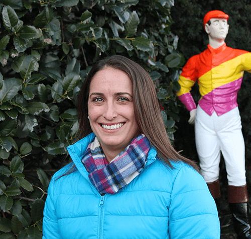Gina Gans Joins Equix As Equine Analyst Horse Racing