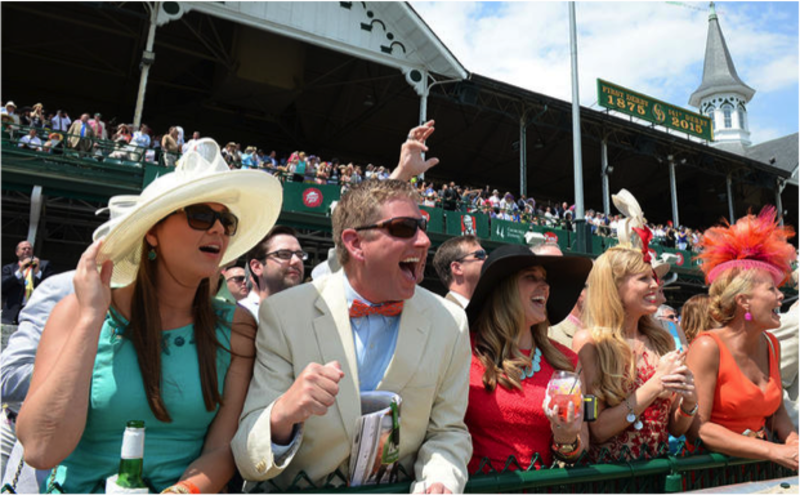 Kentucky Derby Oaks Ticket Auction To Benefit Retired