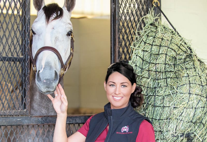 Breeders Cup Presents Connections From Roping Horses To