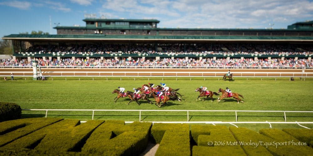 Keeneland Lucrative Fall Stakes Schedule On Tap As Track