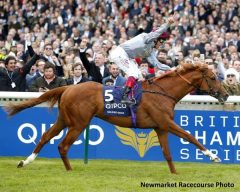 Galileo Gold captured the 2000 Guineas, but a genetic test convinced his connections to skip the Epsom Derby