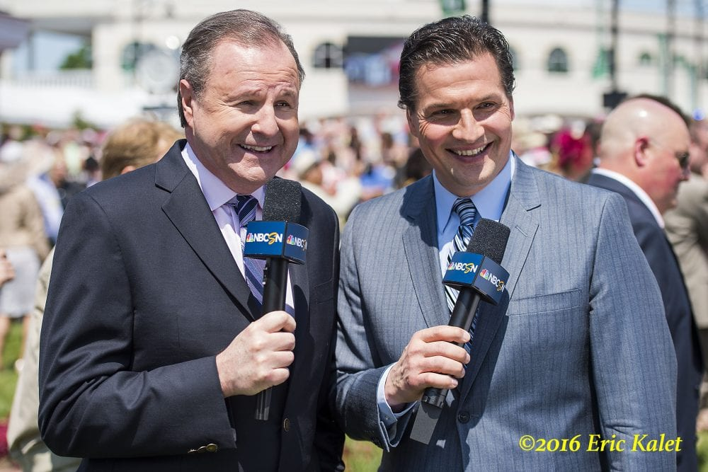 Travers Anchors Win And You Re In National Coverage On