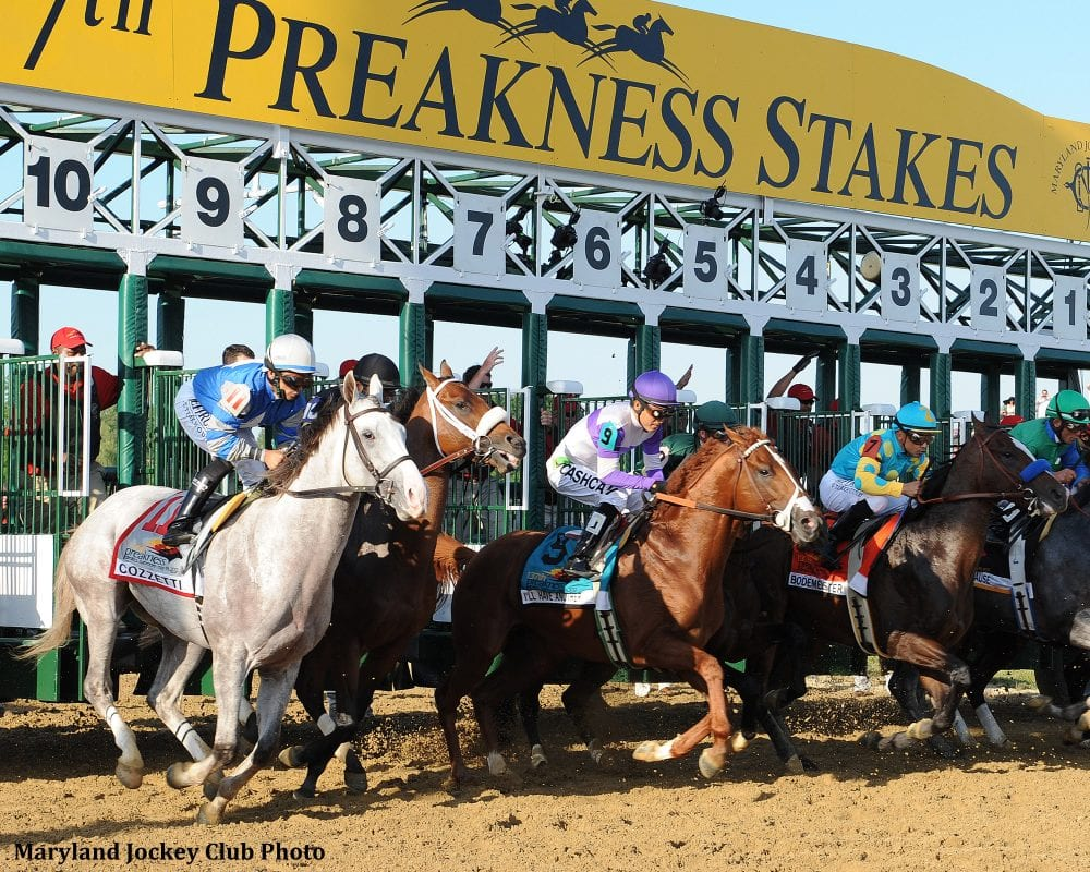 Maryland Racing Returns To Historic Pimlico May 12 Horse