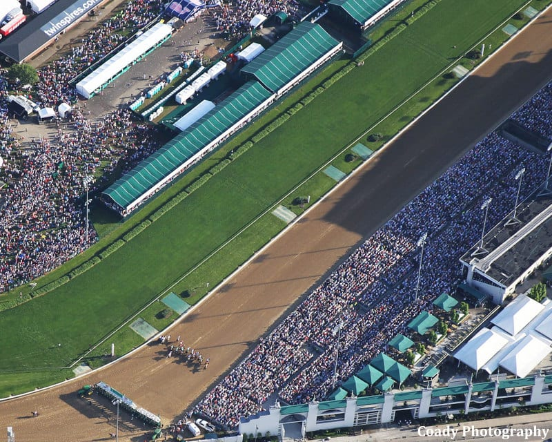 Virtual Kentucky Derby: Odds, how to watch computer simulated Triple Crown Showdown