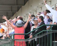 Scenics- Crowd Win Lose -Kentucky Derby Day-CD-050716-044