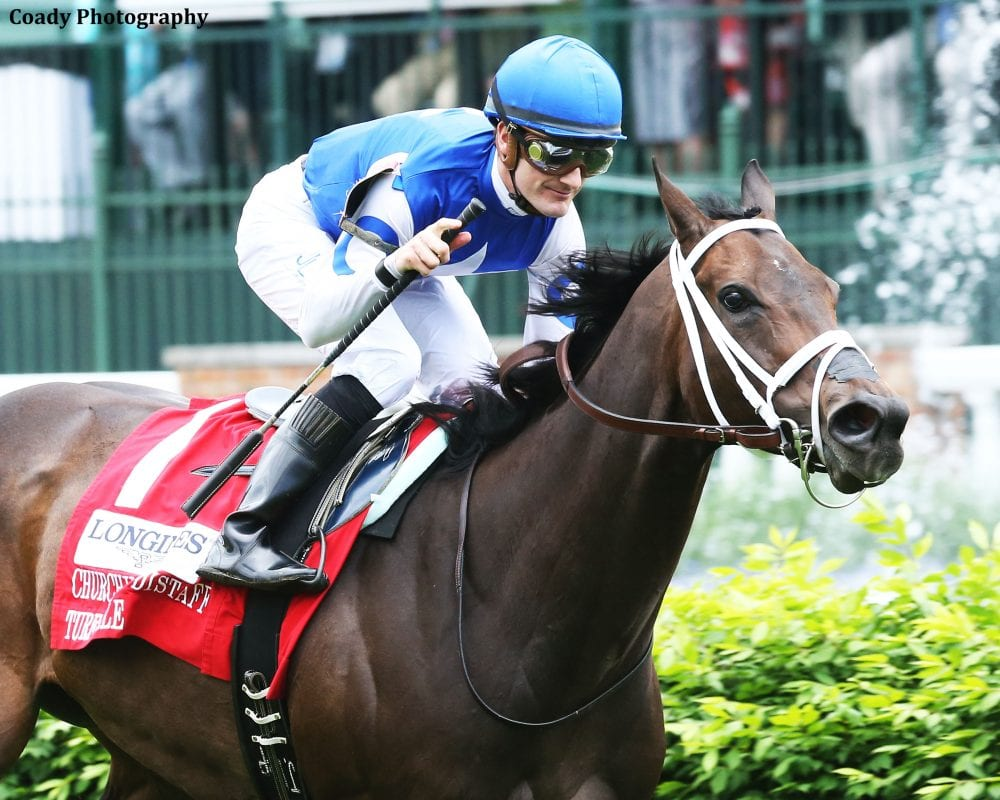 Tepin To Race At Keeneland Prior To The Breeders Cup