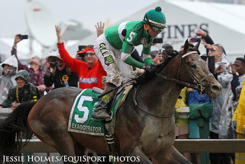 laws of unrelated paragraphs for 2015 preakness