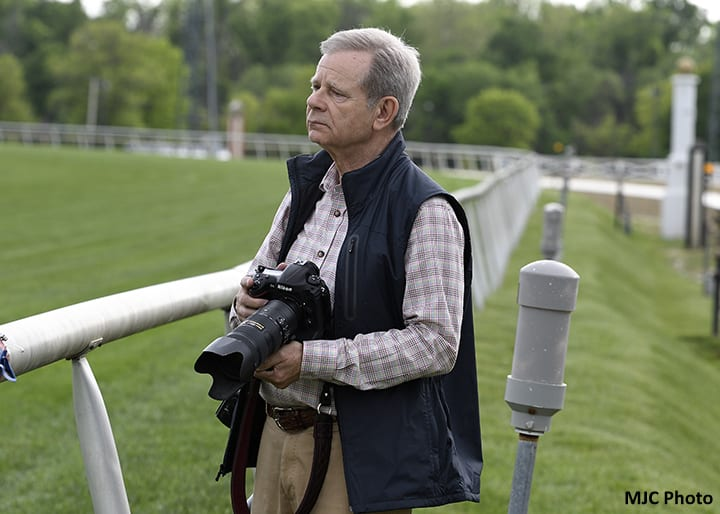 Maryland Track Photographer Says 47 Year Job Is Best Of Both Worlds