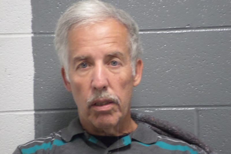 Charles Borell, at Boyle County Detention Center, Danville, Ky.