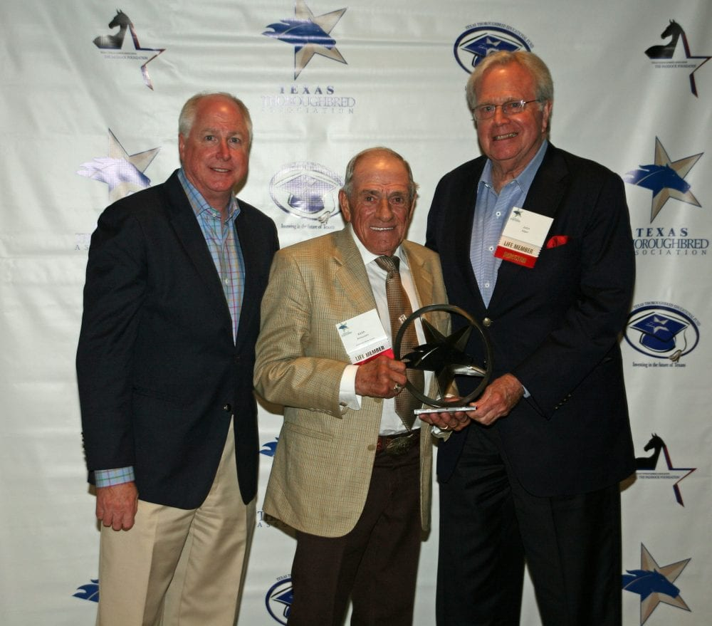 Farish Honored With Texas Lifetime Achievement Award