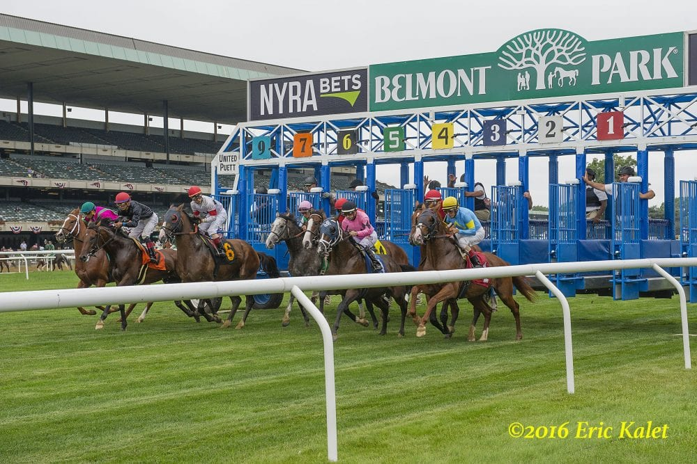 Belmont Park Racing