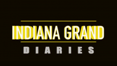 Indiana Grand Diaries Title Page