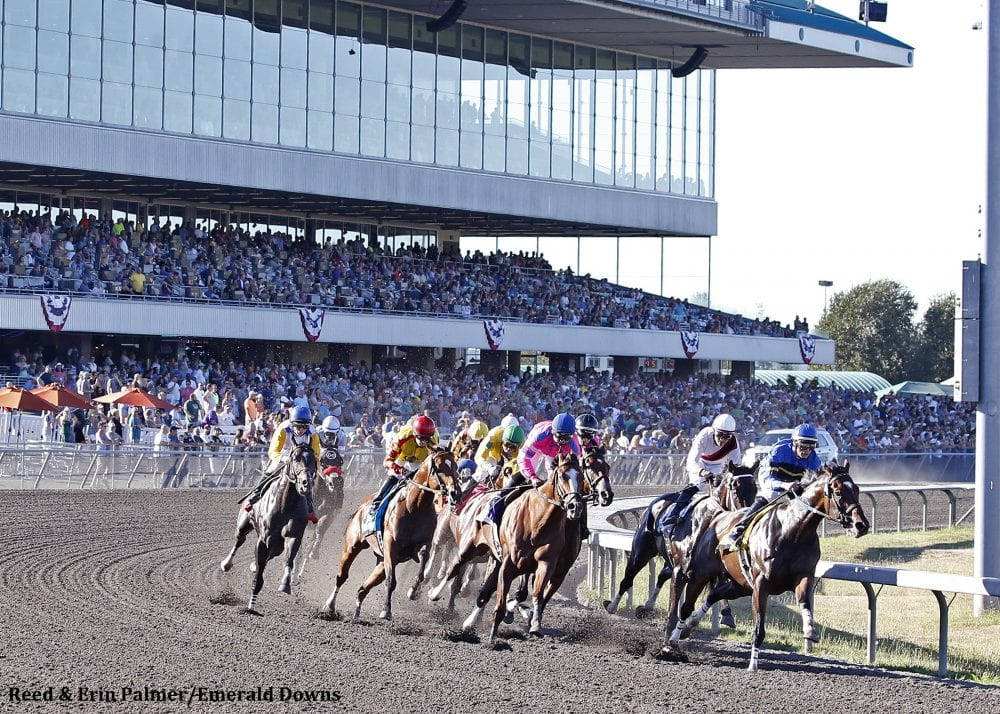 Emerald Downs New Era Of Racing Begins April 8 Horse