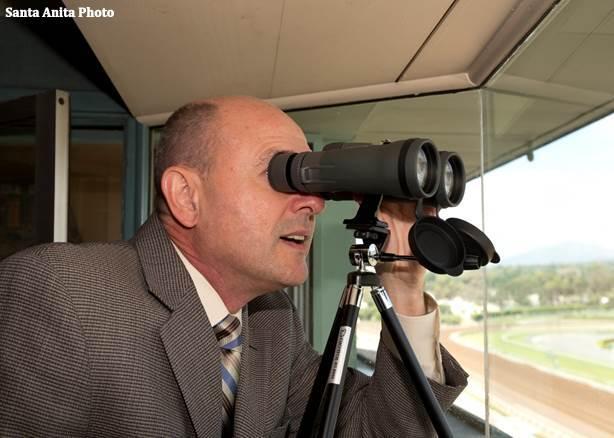 Michael Wrona Named Track Announcer At Arizona Downs