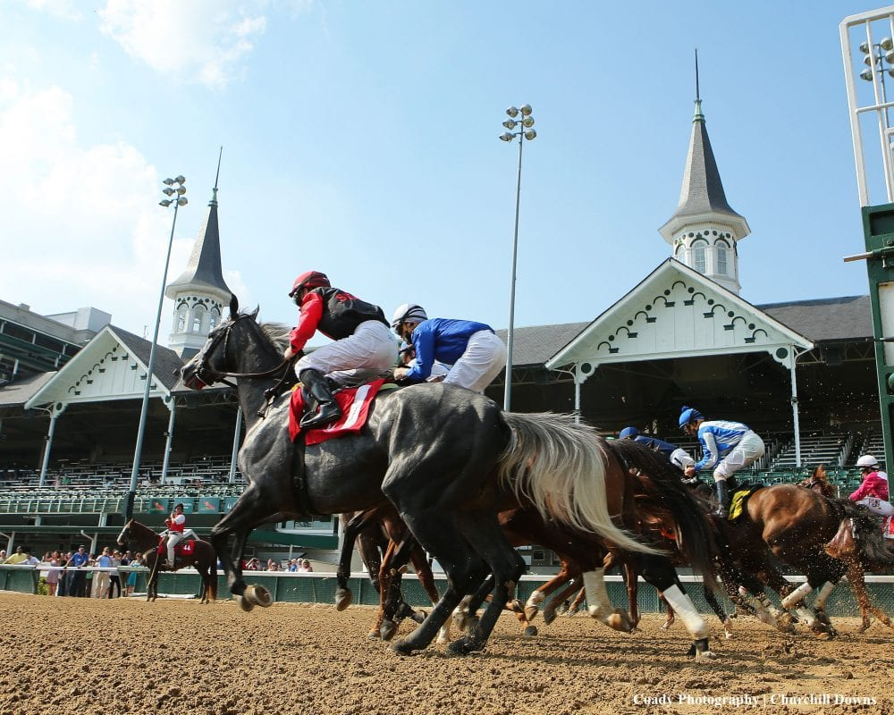 churchill downs: $8.84m spring stakes schedule includes two