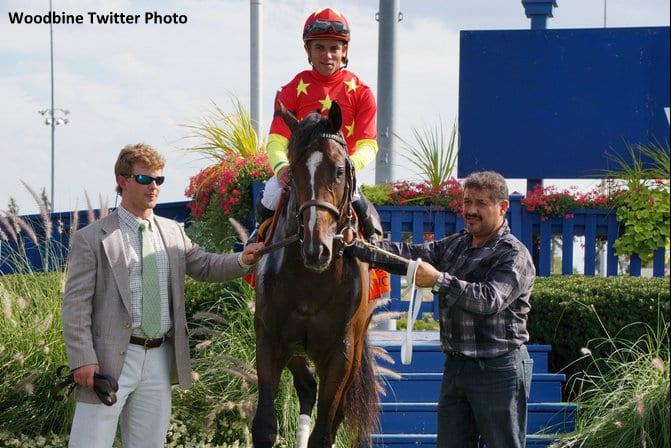 Good Samaritan wins the Summer Stakes