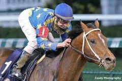 Calvin Borel rides Arabian Paddys Day to a Grade 1 victory at Churchill Downs on Sept. 24