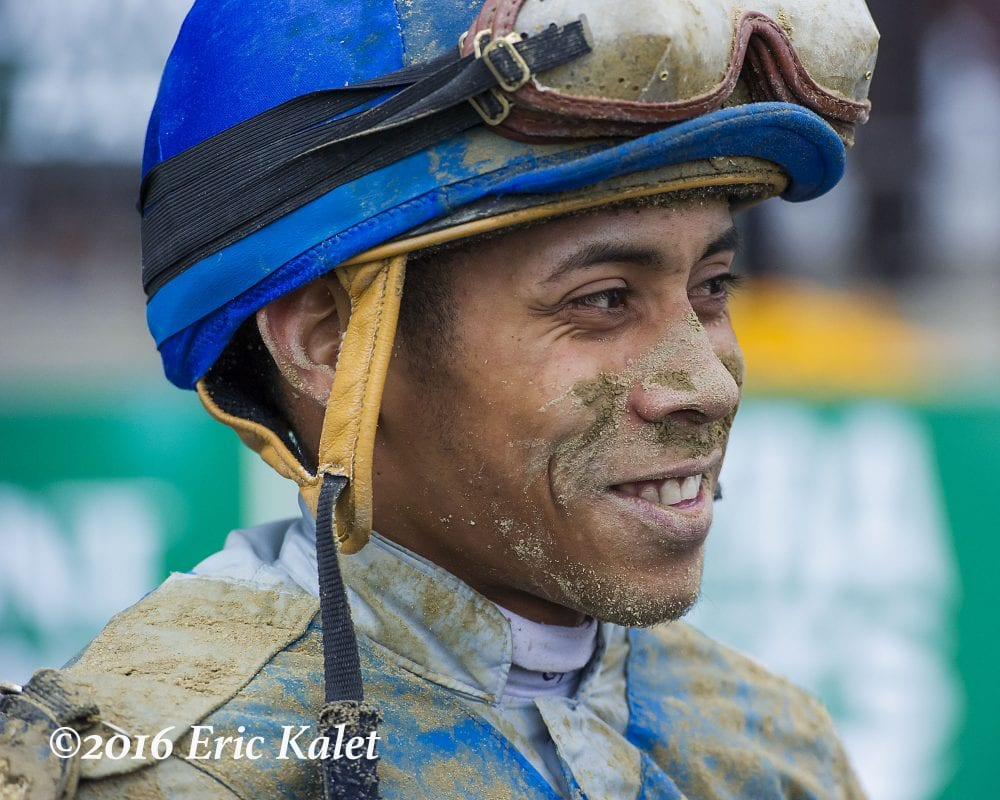 Manny Franco Rides Four Winners In A Row Saturday At