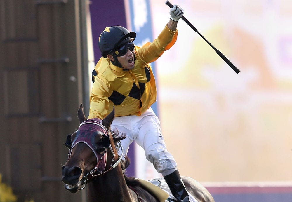 The career of Y.T. Cheng, one of Hong Kong's most successful jockeys, may be finished