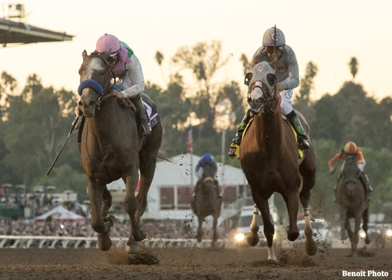 Arrogate Shoots To The Top Of Longines World S Best