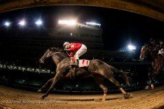 McCraken wins the Kentucky Jockey Club Stakes at Churchill Downs