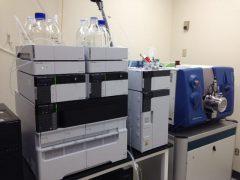 AB Sciex 4500 mass spectrometer