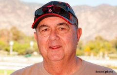 Veteran Dennis Moore to add Del Mar track maintenance to his responsibilities