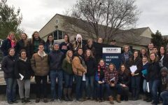 KEMI students gathered at Hagyard Equine Medical Institute for their orientation this week