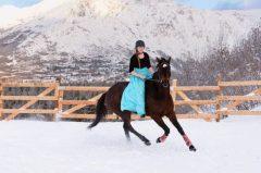 Renata from Alaska is a recent adopter from Second Stride (Photo by Stefanie Cook)