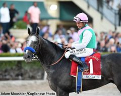 By winning the Pegasus World Cup, Arrogate topped $11 million in earnings