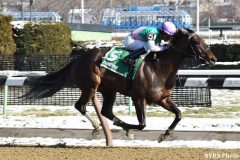 Lockdown wins the Busanda to earn 10 points toward the Kentucky Oaks