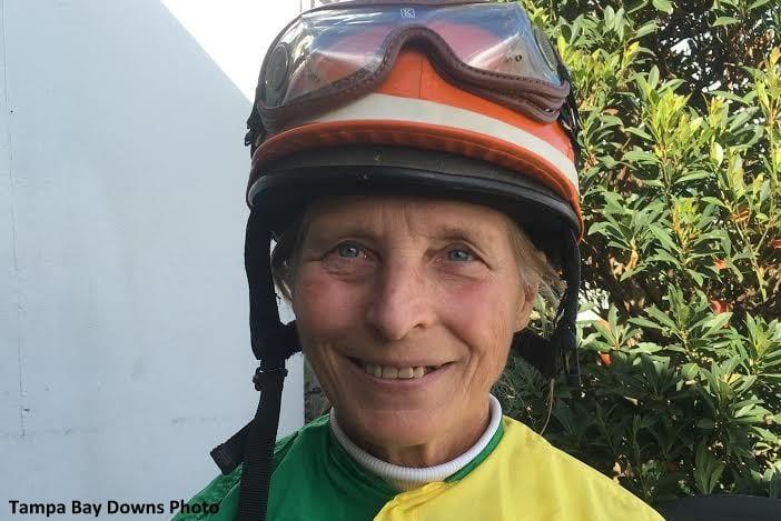 Great Grandmother Rides 53 Winner At Tampa Bay Downs
